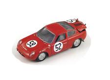 Fiat Abarth 700S (Le Mans No. 52 1962) Diecast Model Car S1322