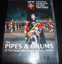 The Royal Edinburgh Military - The Pipes & Drums (Australia All Region) DVD