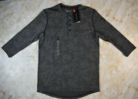 Men's Under Armour Threadborne 3/4 Sleeve Utility Henley Size Medium