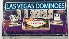 Las Vegas Double Six Dominoes Set