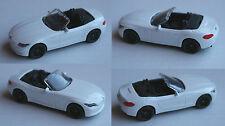 Majorette - BMW Z4 Roadster offen weiß