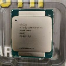 Intel Core i7 5930K 3.5GHz Processor