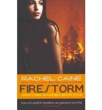 Firestorm (Weather Warden, Book 5), Rachel Caine, Used; Good Book