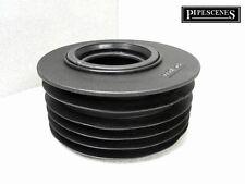 """Adaptador de residuos al suelo PVC Tapa Tubo Reductor 110mm 4"""" a 50mm 55mm 2"""" Metro"""