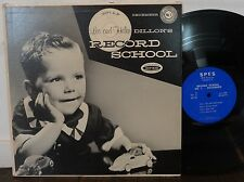 Leo &Helen Dillon's Record School SUPER RARE 9LP SET 1960 RARE CHILDRENS private