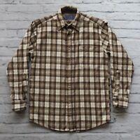 Vintage Pendleton Plaid Wool Shirt Size S Made in USA