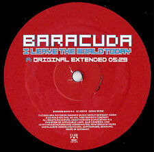 "Baracuda - I Leave The World Today (Part One) (12"")"