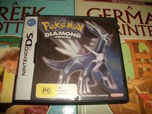 Pokémon Diamond Version Nintendo DS (PAL,AUS)