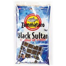 Black Sultan By Michael Zammataro Grundfutter Fertigfutter Friedfisch Angeln