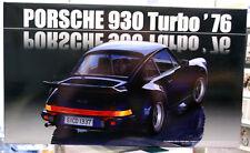 1976 Porsche 930 Turbo Enthusiast 1:24 Fujimi 126609