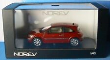 RENAULT MEGANE II 2 COUPE PHASE 2 2006 RED METALLIC NOREV 517631 1/43 CAR