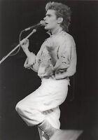 NIK KERSHAW PHOTO 1984 UNIQUE IMAGE HAMMERSMITH HUGE UNRELEASED 12 INCH RARE GEM