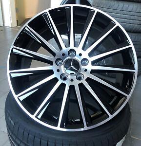 20 Zoll KT18 Felgen für Mercedes S-Klasse W220 W221 W222 C217 A217 S63 S65 AMG