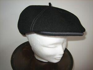 Men's Laulhere 100% Pure Wool French Beret Cap...medium size