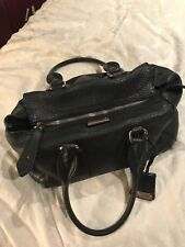 Burberry London Grainy Leather Bag Black ( Large)  $1,895 MSRP