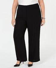 Alfani Plus Size High-Waisted Wide-Leg Pants Size 24W