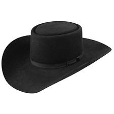 Stetson Men's Revenger Western Hat Black 7 3/8
