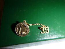 Vintage 1939 New York  World Fair Tie  Pin
