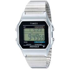 Relojes de pulsera Timex de cuero para hombre