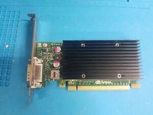 HP NVIDIA NVS 300 512MB GDDR3 PCIe DMS-59 Graphics Card 625629-001 632486-001