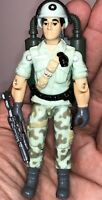 G I JOE 1987 Rare Star Duster 100% Loose Complete Great Color AFA Ready NM+