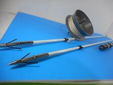 Two Bow Fishing Arrows w/Reel & Mount (Reel by Bohning Co LTD Lightning reel )