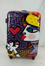 Heys Britto Collection Luggage Suitcase 4 Wheels Hard Side Spinner
