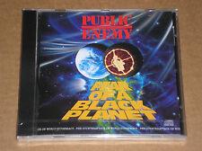 PUBLIC ENEMY - FEAR OF A BLACK PLANET - CD SIGILLATO (SEALED)