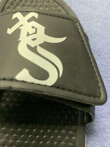 Chicago White Sox Flip flops Youth Small Sliders Slides Giolito Abreu Thome