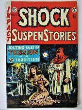 """EC COMIC """"  SHOCK Suspenstories """"  # 6  1974"""