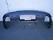 dp60460 Audi Q7 Base 2010 2011 12 2013 2014 2015 rear bumper cover lower spoiler