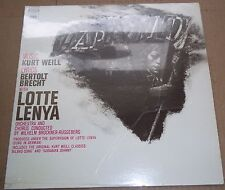 Lotte Lenya WEILL/BRECHT Happy End - Columbia OS 2032 SEALED