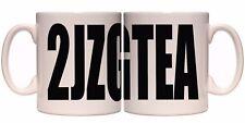 2JZGTEA 11oz Mug , 2JZGTE Toyota Cresta mk2 Jzx funny gift drift JDM
