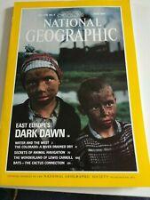 NATIONAL GEOGRAPHIC Magazine June 1991 - East Europe's Dark Dawn
