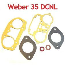 Weber 35 DCNL service gasket kit repair set for Lancia Flaminia, Maserati