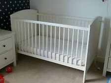 mamas & papas Nursery Cotbeds with Mattresses