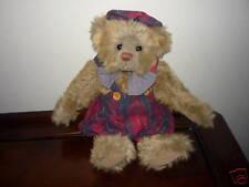 Ganz Cottage Collectibles Teddy Bear ~ Dempster ~ MWOT Stuffed Lorraine Chien