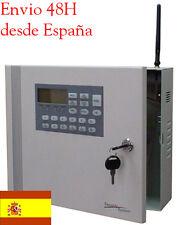 ALARMA CON TARGETA GSM MOVIL y LINEA TELEFONO. INALAMBR