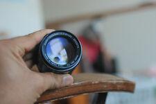 Pentax Super-Takumar 105mm 2.8 Lens M42 NEX Micro 4/3 EOS