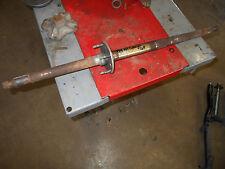 honda atc200s atc200 rear back axle drive shaft  84 1984