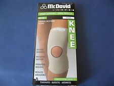 McDavid Open Patella Knee Support size Small A402S Thermal Neoprene Brace Sleeve