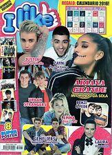 Il Like 2016 23#Ariana Grande,Laura Pausini,Emma Marrone,Fedez,Justin Bibier,ccc