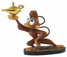 Disney Enchanting Mischievous Thief Abu Monkey Aladdin Figurine 11cm A28076