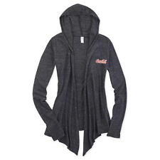 Coca-Cola  Eco-Jersey Hooded Wrap Black Small - BRAND NEW