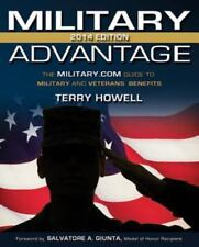 The Military Advantage, 2014 Edition: The Military.com Guide to-ExLibrary