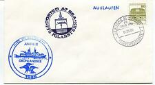 1985 Polarstern Arktis III Gronlandsee PFS Polarexpeditionen Antarctic Cover