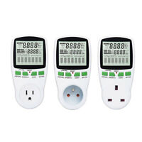 Electricity Kill A Watt Usage Voltage Monitor Billing Outlet Socket Meter Device