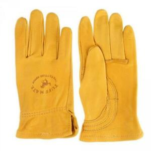 1301M Tuff Mate Men's Goatskin Cutting Gloves NEW