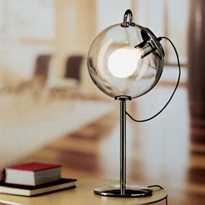 Miconos Bubble Clear Glass LED Table lamp Desk lamp Reading lamp Light Lighting