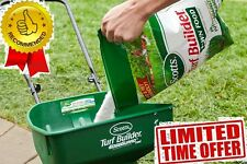 Scotts Turf Builder Lawn Fertilizer Weed and Feed Grass Top Care Crowd Out Weeds